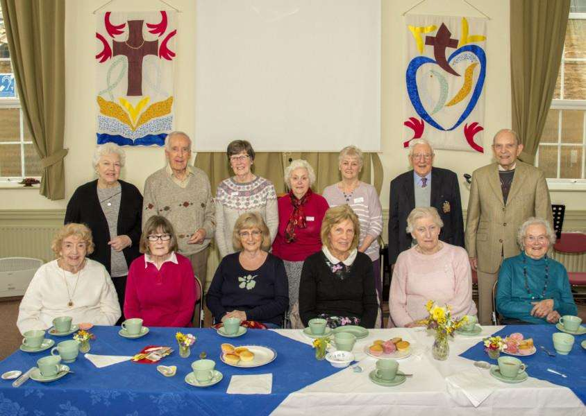 White Heather Bereavement Group'Photo: Lee Hellwing