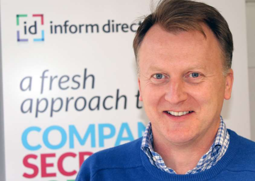 Henry Catchpole from Inform Direct
