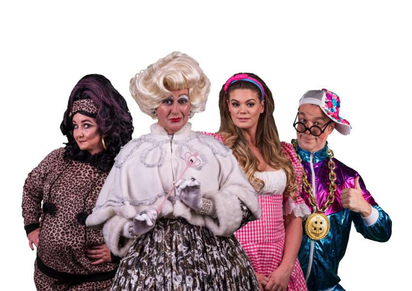 Cinderella at Oundle's Stahl Theatre.