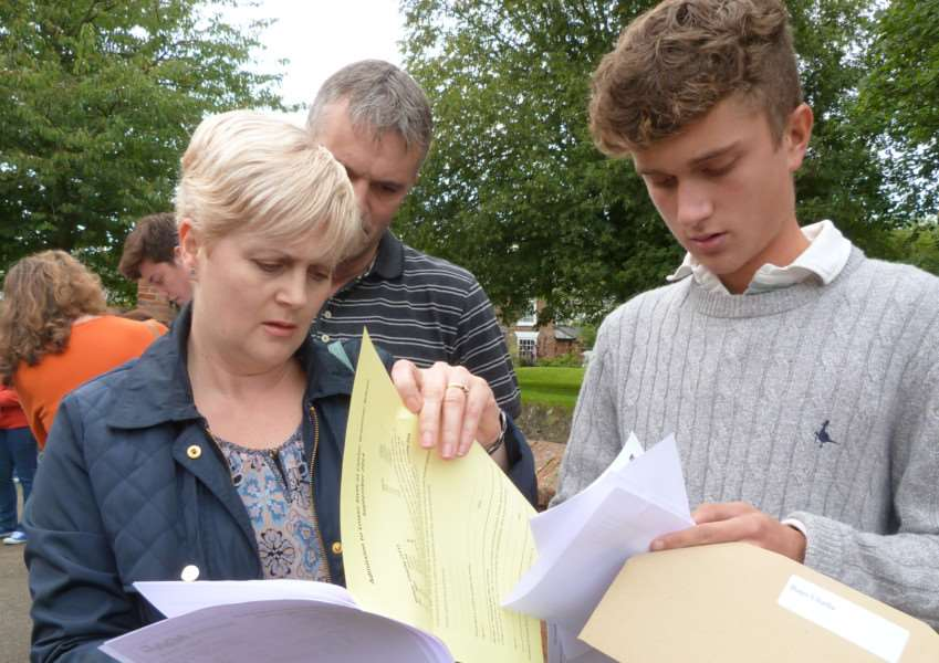 Thousands will collect their GCSE results this Thursday