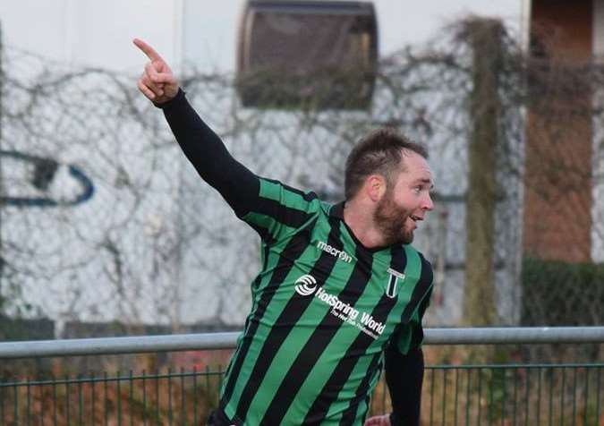 Lee Clarke and co-boss Daniel French have been named United Counties League Division One managers of the month for February.
