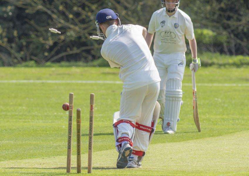 Stamford Town 2nds v Billingborough. Photo: Lee Hellwing