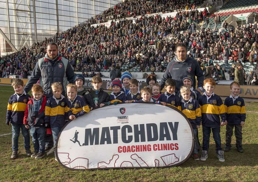 Tigers game matchday coaching clinic EMN-160203-120944001