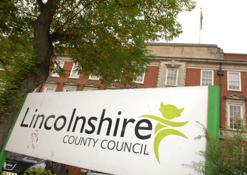 Lincolnshire County Council offices in Lincoln. EMN-150909-170439001 EMN-150909-170439001