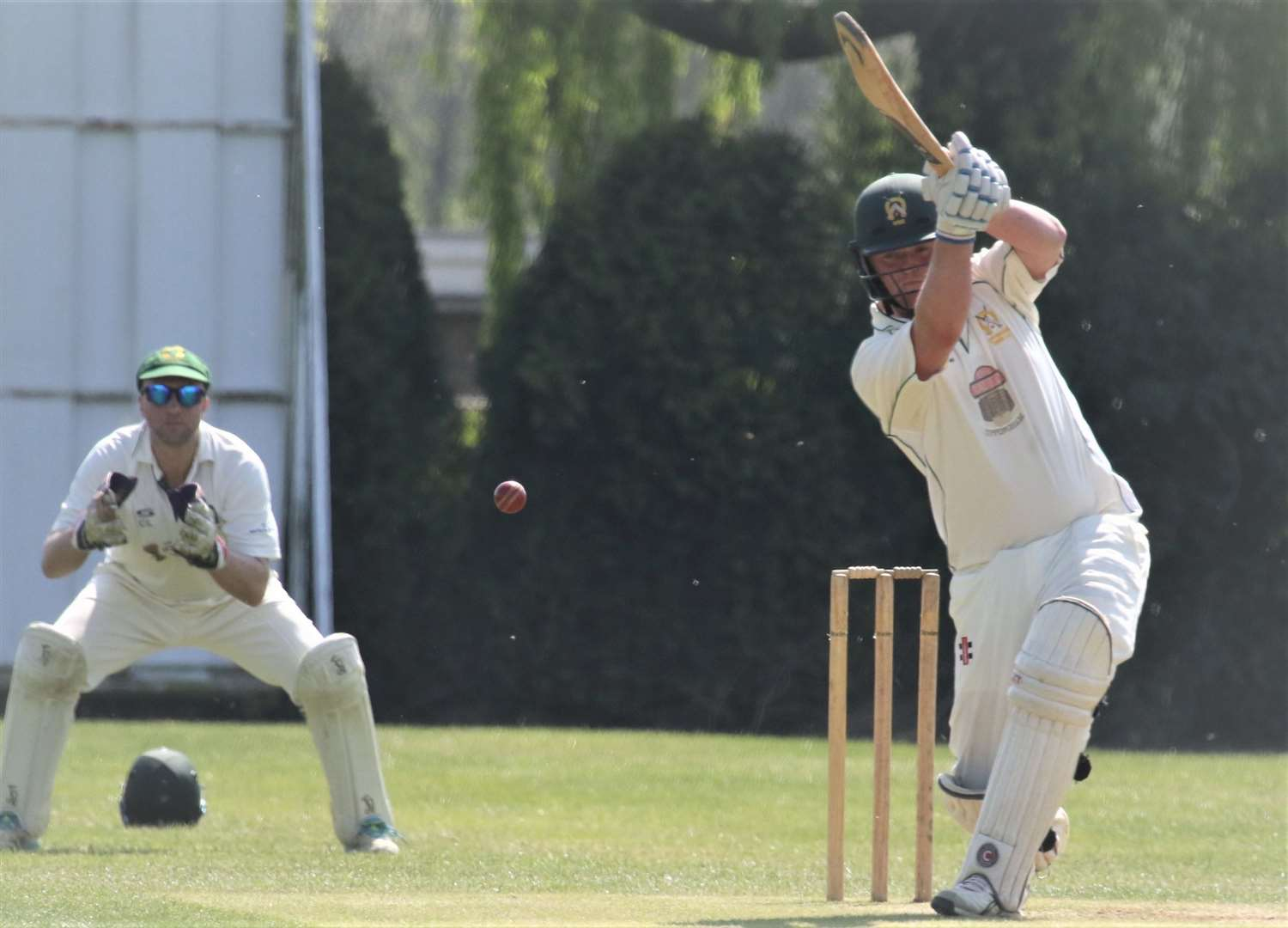 Oakham claimed an opening day derby victory over Uppingham. Photo: Geoff Atton (8962052)