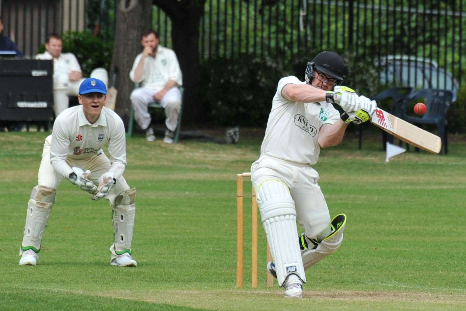 Uffington went top of Division Two of the Rutland League after victory over Bourne on Sunday. Photo: Alan Walters (11245417)