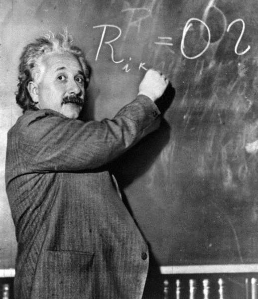 Albert Einstein's theory of general relativity first predicted the existence of mysterious gravitational waves in 1916
