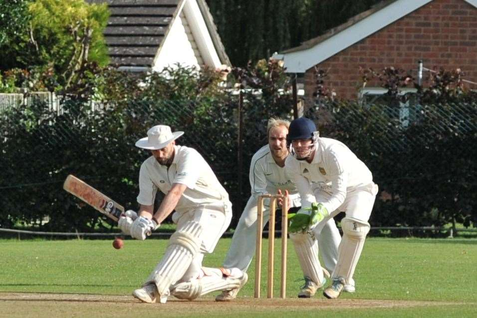 Oakham defeated Kibworth 2nds on Saturday. Photo: Alan Walters (16298747)