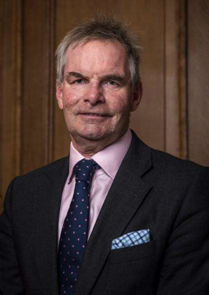 SAFETY REVIEW: Coun Martin Hill, Leader of Lincolnshire County Council. Photo supplied.