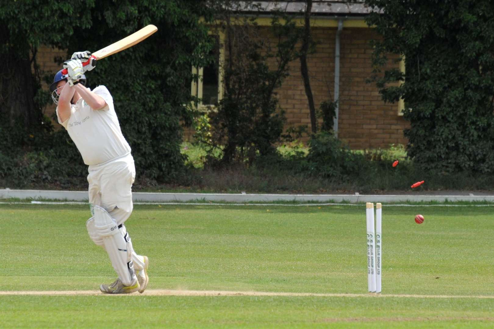 Ketton Sports 2nds stayed top of Division Four West after victory over Uffington 2nds. Photos: Alan Walters (13581331)