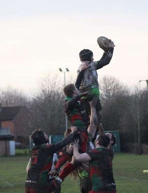 Stamford College Old Boys defeated Bingham in the semi-final of the NLD Vase on Saturday. Photo: Ray Bates (27335002)
