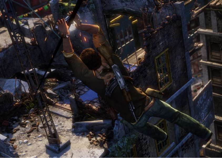 Uncharted looks better than ever thanks to this brilliant remaster