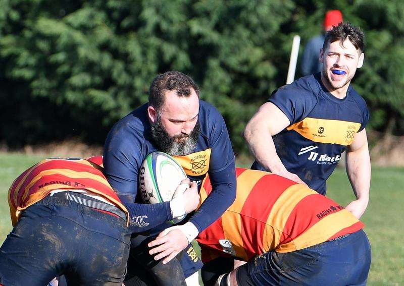 Bourne ran out 43-15 winners against Stockwood Park on Saturday. Photo: Alan Hancock (7085637)