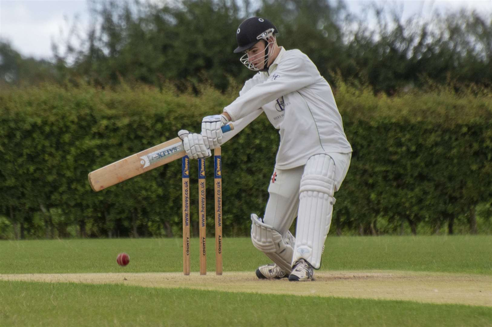 Uppingham were defeated by Ufford Park in Sunday's Division Two tussle. Photo: Lee Hellwing (15494176)