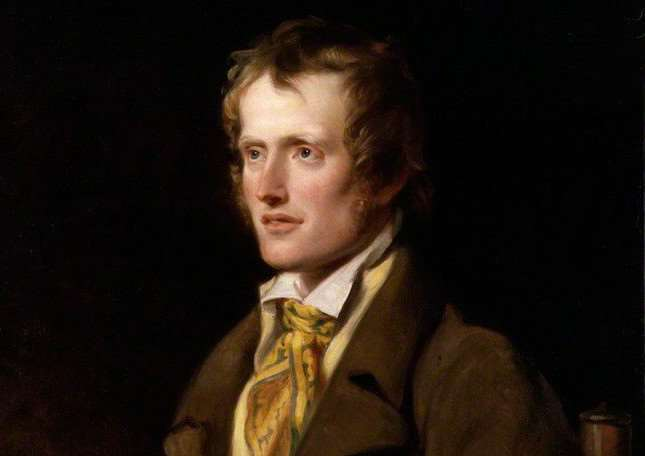 John Clare Photo: National Portrait Gallery London EMN-150707-100033001