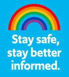 Stay safe, stay better informed (34684734)