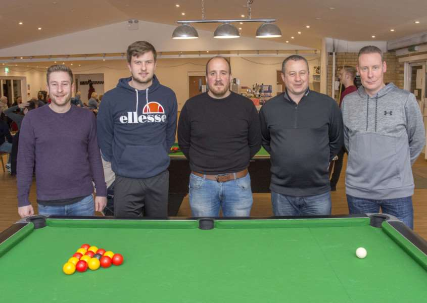 Ketton, Alan Markbride, Mat Bird, Mike Jenkins, Steve Pearce, Darren Want