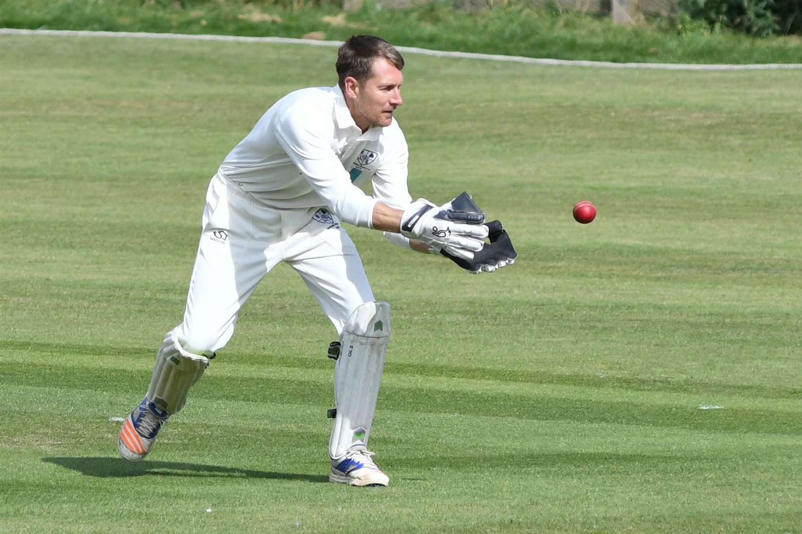 Burghley Park beat Ufford Park to win the Rutland League Division Two title on Sunday. Photo: Alan Walters (16783010)