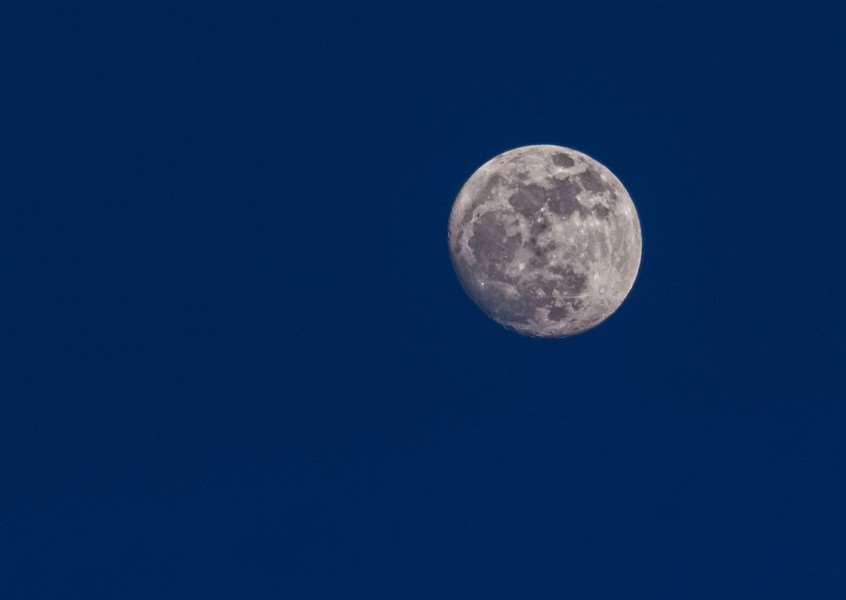 Rare chance to see a blue moon this Friday - Photo: flickr.com/photos/sagesolar/