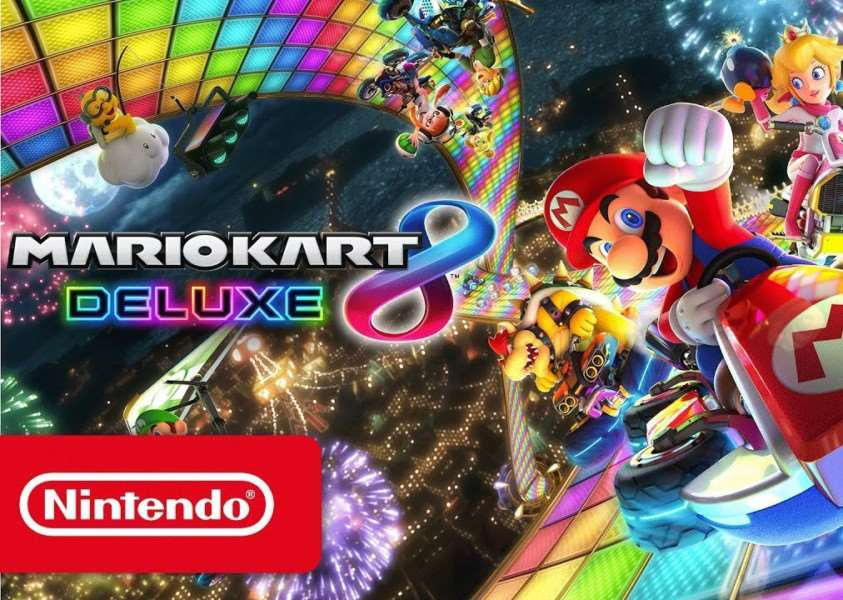 The likes of Mario Kart 8 Deluxe will make the Switch popular