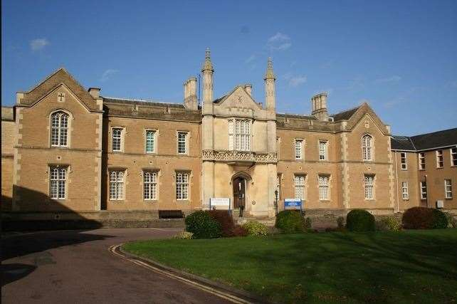 Stamford and Rutland Hospital where accommodation for the clinic was sought but the option was no longer available
