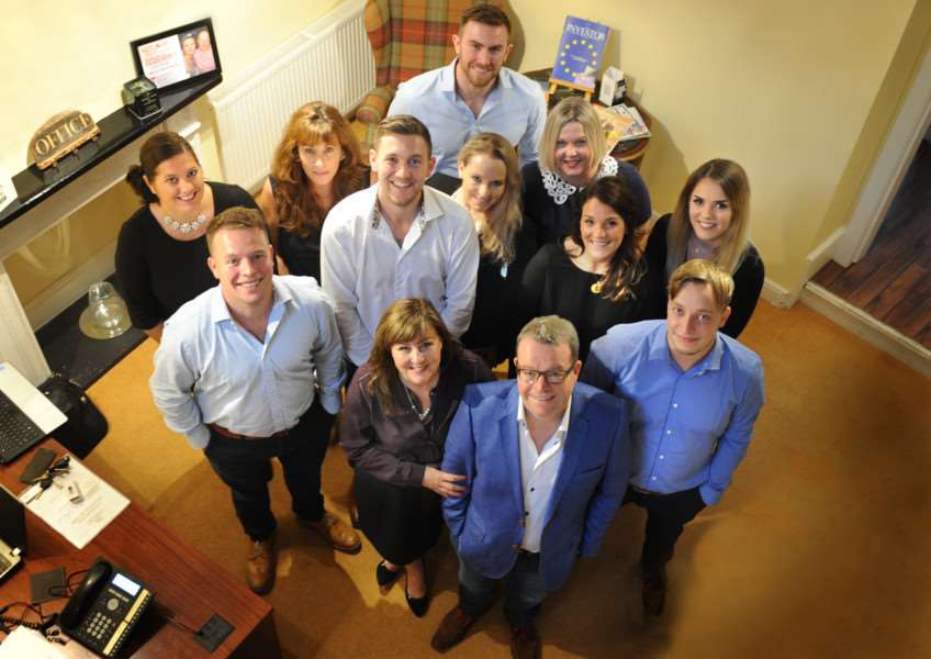 The team at Smith Eliot Financial Management Ltd.