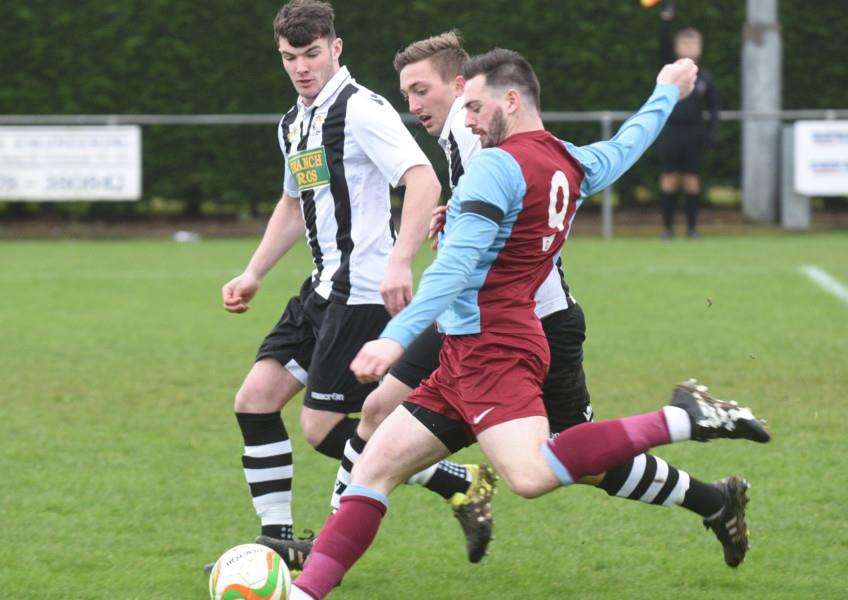 Deeping Rangers went ahead through Scott Mooney against Peterborough Northern Star