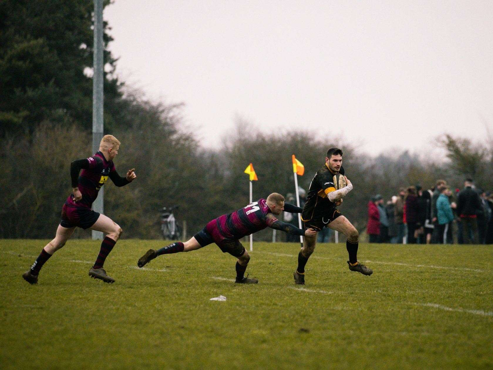 Oakham continued their fine form with victory over Spalding on Saturday. Photo: Charles Hurst Photography (27833824)