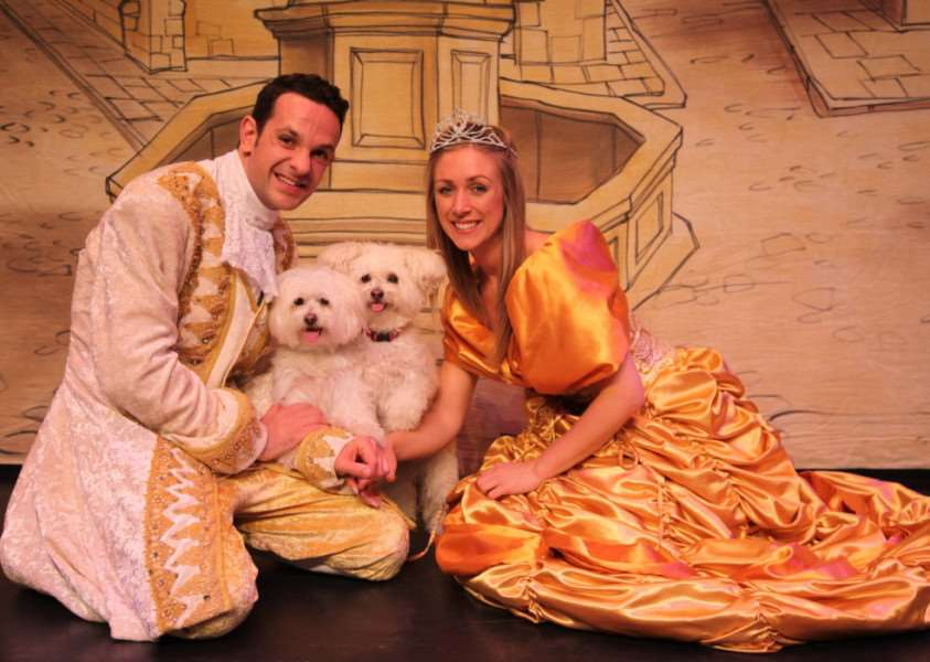 Beauty and the Beast is at the South Holland Centre in Spalding.