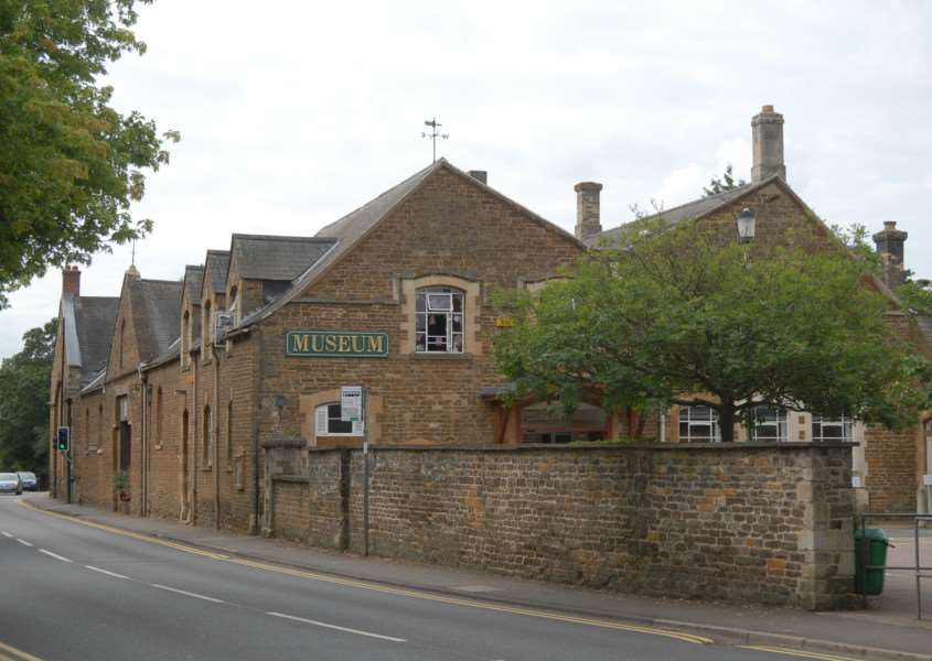 Photo: MSMP240812-006ow'Rutland County Museum, Oakham. File picture. ENGEMN00120120824184033