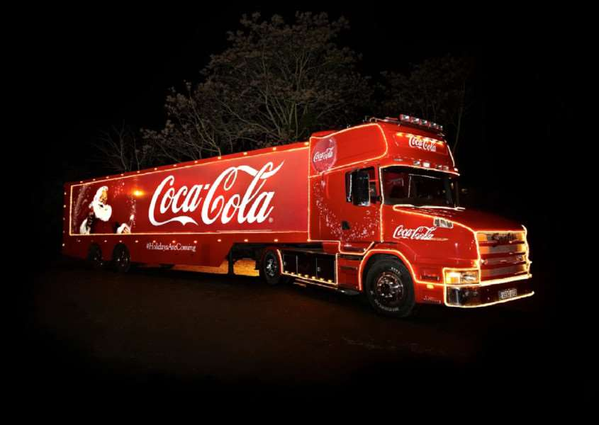 Dampening the festive spirit: The famous Coca-Cola truck is not coming