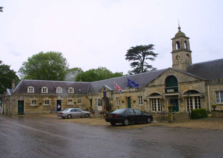 Normanton Park Hotel. File picture.