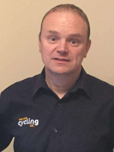 Duncan Dollimore, senior road safety and legal campaigner at Cycling UK LEP-161114-122338013