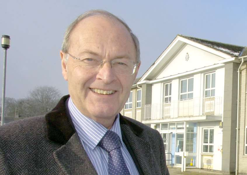 Lincolnshire Police and Crime Commissioner Alan Hardwick