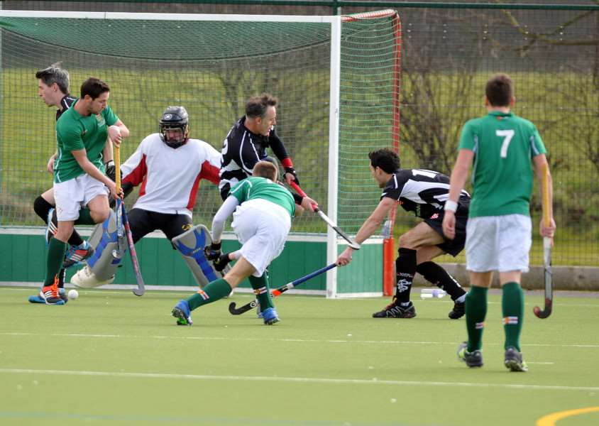 Arthur Mellows Village College, Helpston Road, Glinton, Peterborough PE6 7JX - Bourne Deeping Hockey Club host Guernsey in semi-final of English Hockey Trophy'Guernsey denied ANL-160320-184722009