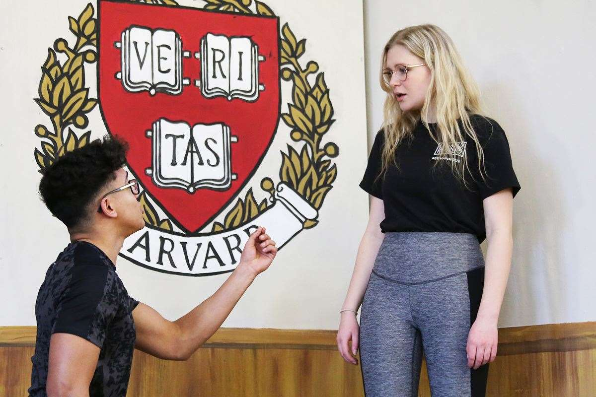 Stamford Endowed Schools' production of Legally Blonde - The Musical