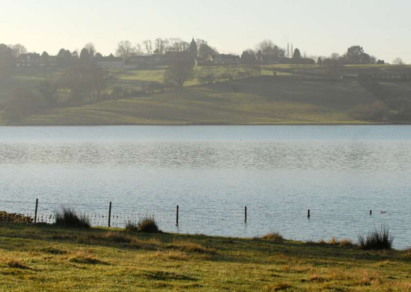 View of Rutland Water taken at Barnsdale.'Photo: MSMP090113-004ow