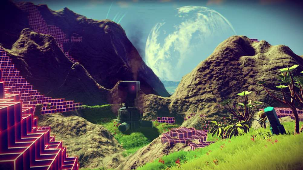 No Man's Sky is undeniably a work of art