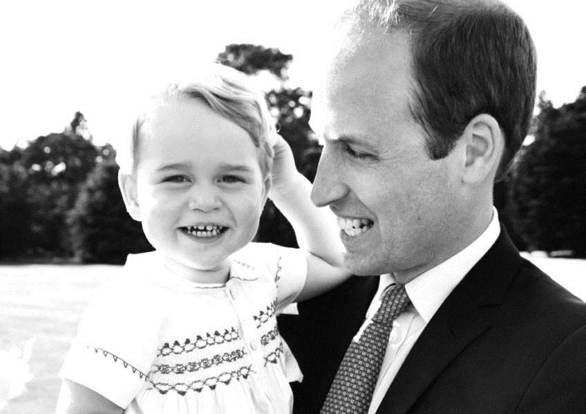 Royal family photos issued following the christening of Princess Charlotte of Cambridge at Sandringham. Copyright: Mario Testino / Art Partner ROYAL_Christening_151051.JPG