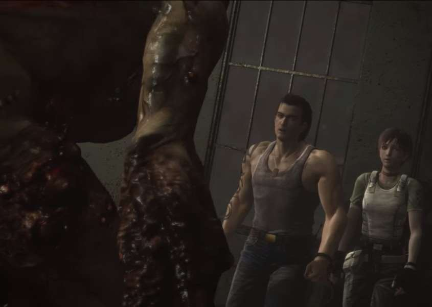 Resident Evil has never looked better following its HD remaster