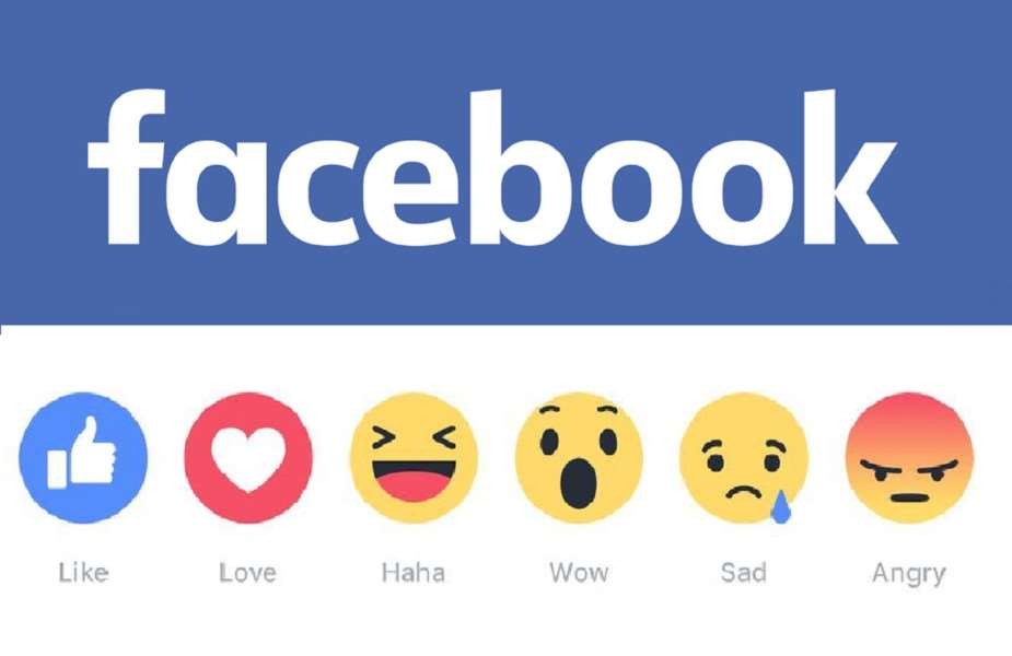 New Facebook emotions