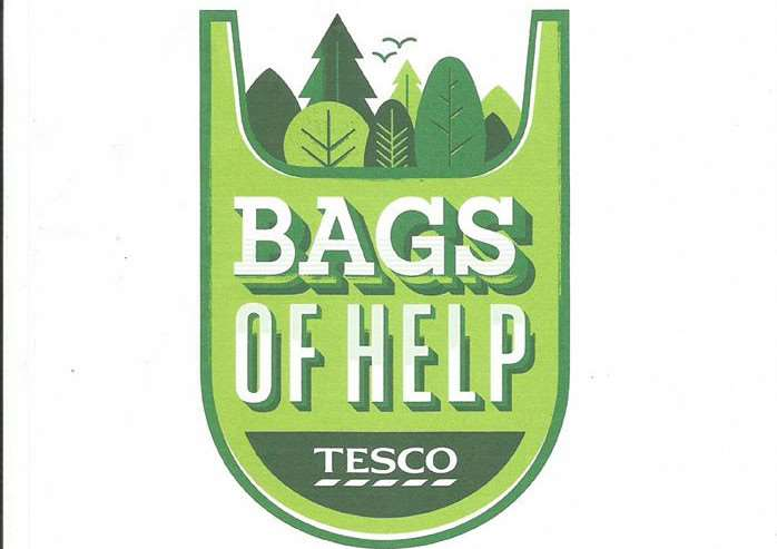 Tesco is currently accepting applications for its Bags of Help scheme where community projects can apply for grants of �1,000, �2,000 and �4,000. Photo supplied.