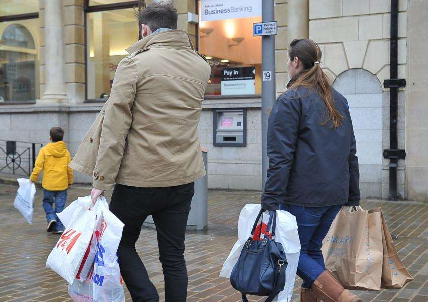 Shoppers could see stores opening longer on Sunday under new proposals EMN-141227-194505009