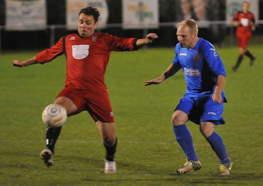Bourne drew 2-2 at home to S&L Corby in September after going 2-0 up