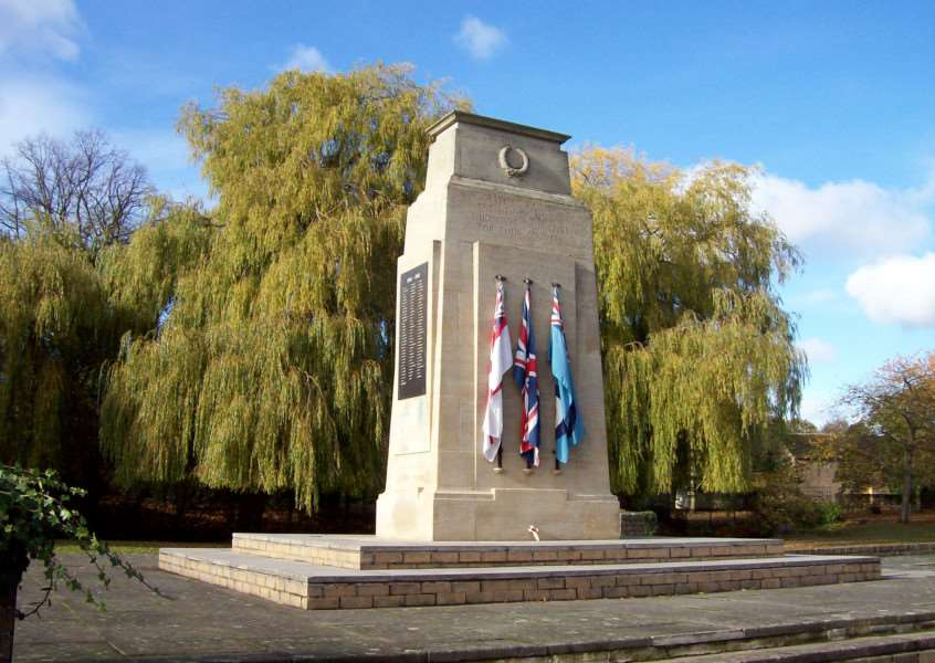 Bourne War Memorial