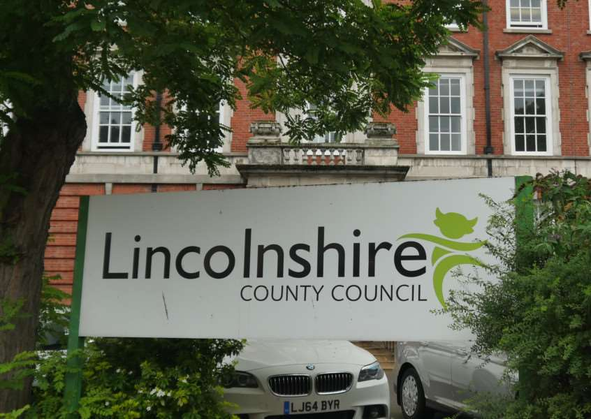 Lincolnshire County Council offices in Lincoln. Photo: Rob Foulkes EMN-150915-141818001