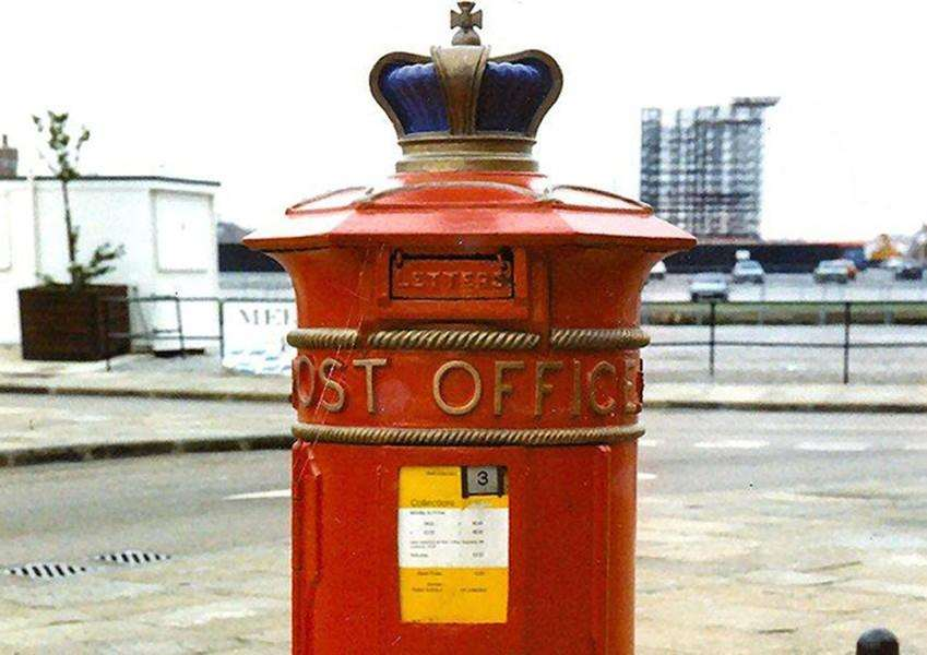 "An 1860s special pillar box in Liverpool, as new commitments to preserve the ""character and heritage"" of the country's post boxes have been set out by Royal Mail and government agency Historic England."