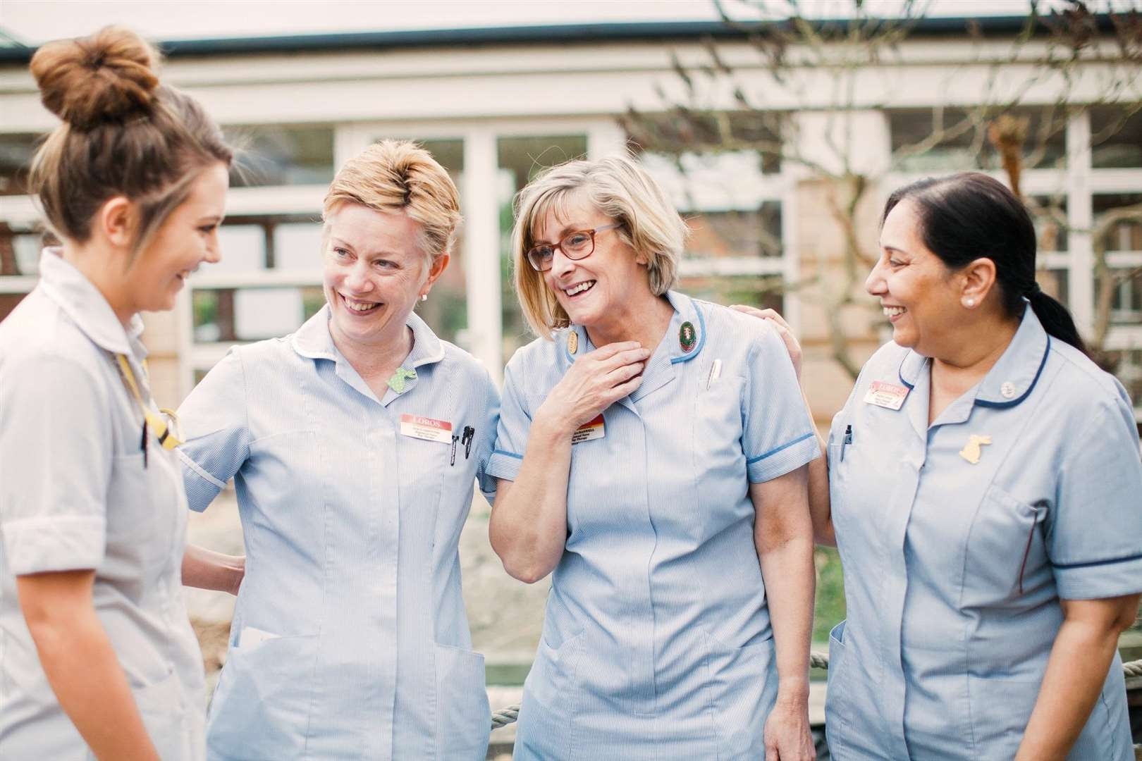 A new recruitment campaign aims to promote Rutland as a leading career destination for health and social care professionals (6638456)