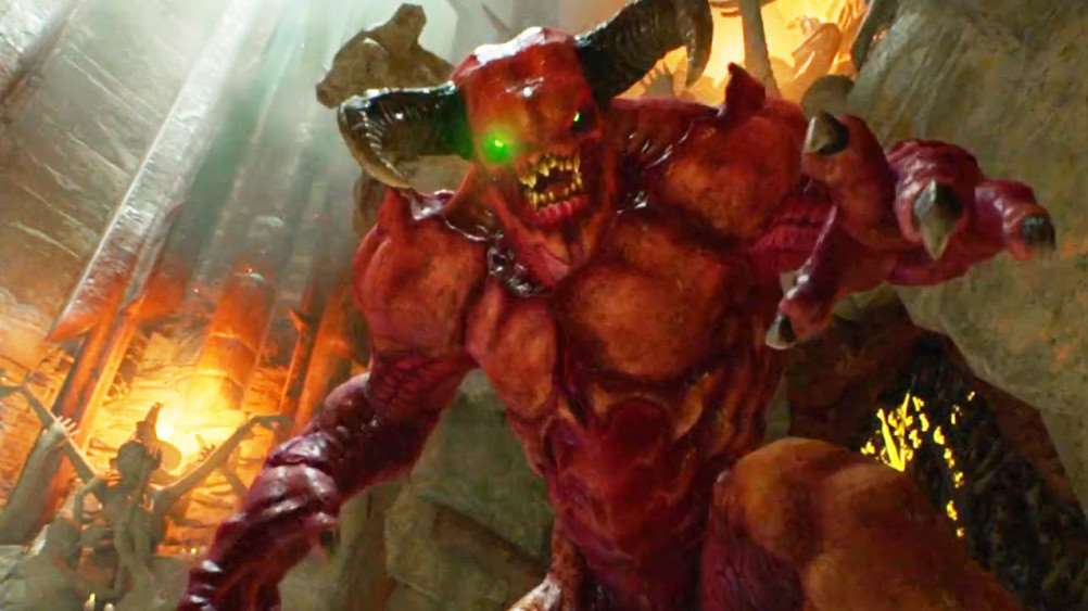 The Doom open beta is live from April 15 through to April 17