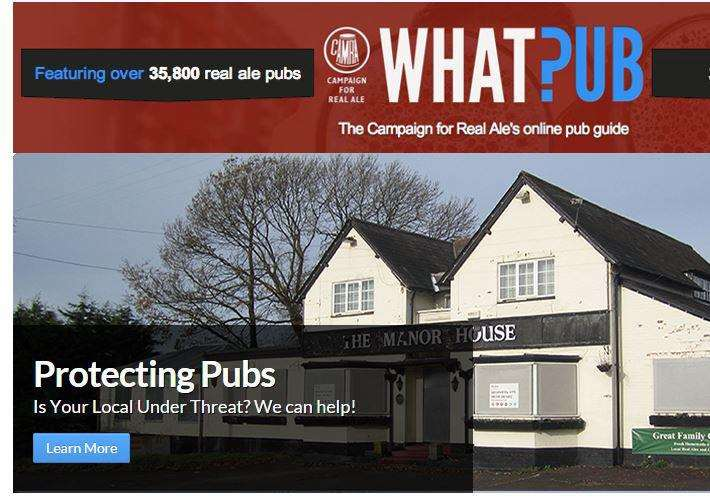 New campaign to save local pubs launched